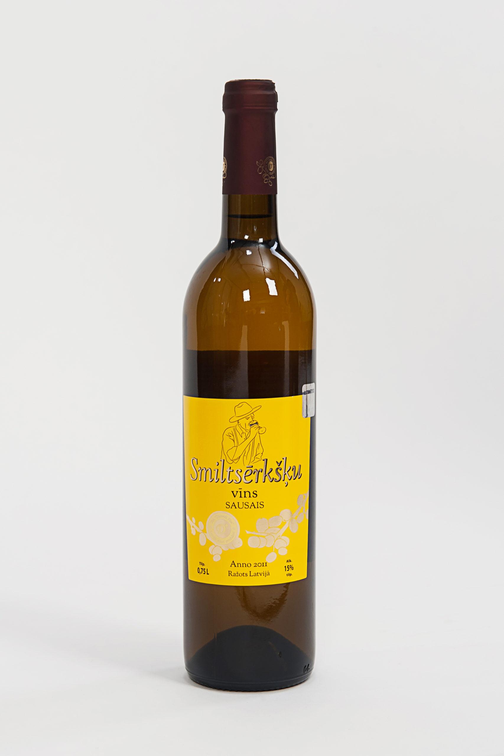 smiltsērkšķu vīns sausais