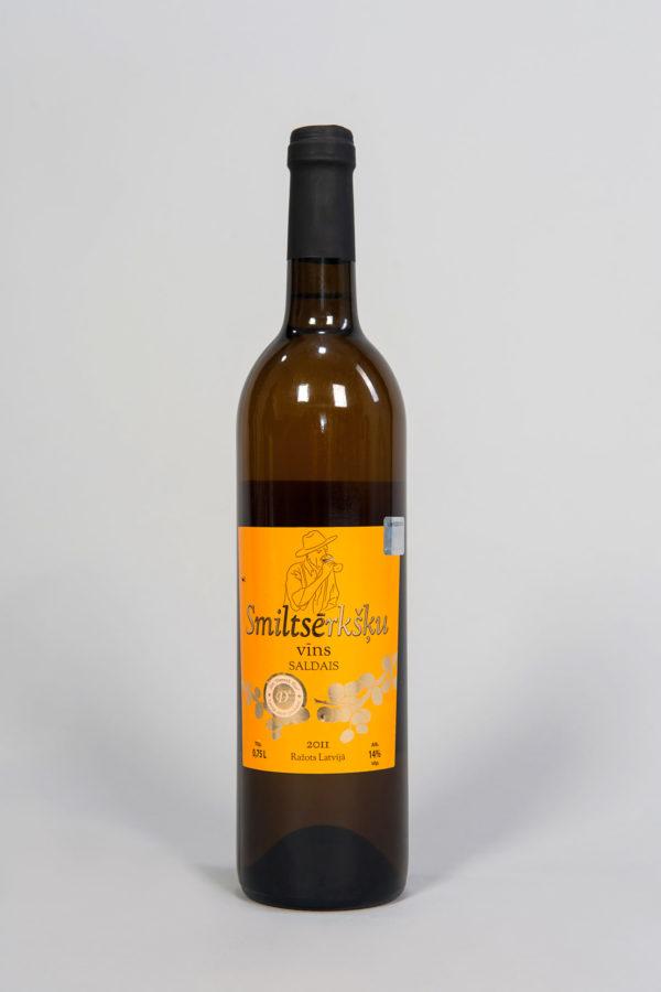 smiltsērkšķu vīns saldais
